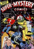 Super Mystery Comics (1940) Vol. 3 #5