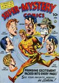 Super Mystery Comics (1940) Vol. 4 #1