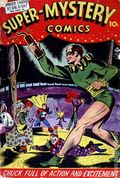 Super Mystery Comics (1940) Vol. 4 #4