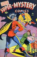 Super Mystery Comics (1940) Vol. 5 #1