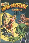 Super Mystery Comics (1940) Vol. 6 #1