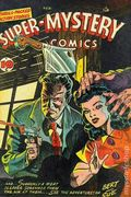 Super Mystery Comics (1940) Vol. 6 #4