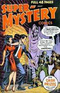 Super Mystery Comics (1940) Vol. 7 #6