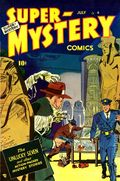 Super Mystery Comics (1940) Vol. 8 #6