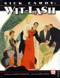 Nick Cardy: Wit-Lash HC (2012 Little Eva Ink) Sketchbook and DVD 1N-1ST