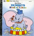 Dumbo's Book of Colors HC (1988 Golden) A First Little Golden Book 10151-23