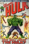 Incredible Hulk (1962-1999 1st Series) National Diamond 152NDS