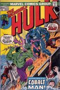 Incredible Hulk (1962-1999 1st Series) Mark Jewelers 173MJ