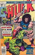 Incredible Hulk (1962-1999 1st Series) Mark Jewelers 211MJ