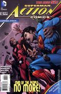 Action Comics (2011 2nd Series) 12COMBO