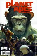 Planet of the Apes (2011 Boom Studios) Annual 1B