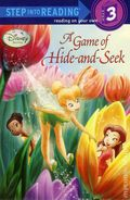 Game of Hide-and-Seek SC (2009 Step into Reading Book) Disney Fairies 1-1ST