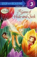Game of Hide-and-Seek SC (2009 Step into Reading Book) Disney Fairies 1-REP