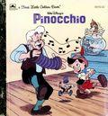 Pinocchio HC (1992 A First Little Golden Book) 10152-22
