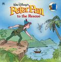 Peter Pan to the Rescue SC (1992 A Golden Look-Look Book) 1-1ST