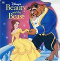 Beauty and the Beast SC (1992 A Golden Super Shape Book) 1-1ST