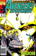 Avengers Spotlight (1989-1991 Marvel) 40