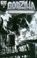 Godzilla Half Century War (2012 IDW) 1RI