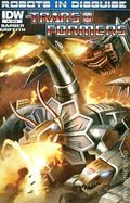 Transformers (2012 IDW) Robots In Disguise 8RI