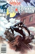 Web of Spider-Man (1985 1st Series) Canadian Price Variant 1