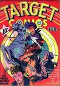 Target Comics Vol. 01 (1940) 1