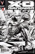 X-O Manowar (2012 3rd Series Valiant) 2C