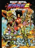 Heavy Metal FAKK 2 Movie Special HC (2012 Heavy Metal) Limited Edition 1-1ST