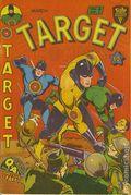 Target Comics Vol. 06 (1945) 1