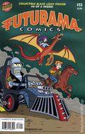 Futurama Comics (2000 Bongo) 55NP