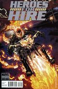 Heroes for Hire (2010 3rd Series) 2C