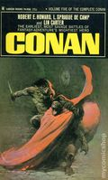 Conan PB (1966-1977 Lancer/Ace Books Novel) 1A-REP