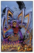Araknis Limited Edition Print (1996 Mushroom Comics) PRINT