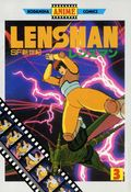 Lensman Anime GN (1984 Digest) Japanese Edition 3-1ST