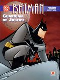 Batman Guardian of Justice Super Jumbo Coloring and Activity Book SC (2001 Landoll) 1-1ST