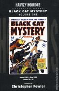Harvey Horrors Collected Works: Black Cat Mystery HC (2012 PS Artbooks) 1-1ST