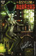 Asylum of Horrors TPB (2008-2009 Asylum Press) 2S-1ST