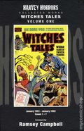 Harvey Horrors Collected Works: Witches Tales HC (2011 PS Artbooks) 1-1ST