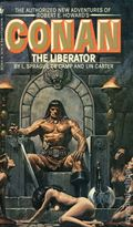 Conan PB (1978-1979 Bantam Books Novel) 2-REP