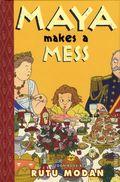 Maya Makes a Mess HC (2012 A Toon Book) 1-1ST