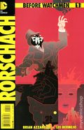 Before Watchmen Rorschach (2012) 1B