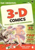 3-D Comics Tor (1953 St. John) 2C