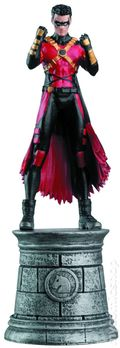 DC Chess Collection (2012- Eaglemoss) Figure and Magazine #020