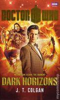 Doctor Who Dark Horizons HC (2012 Novel) 1-1ST