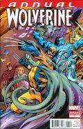 Wolverine (2010 3rd Series) Annual 1B