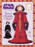 Star Wars Episode I Queen Amidala Paper Doll Book SC (1999) 1-1ST