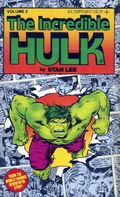 Incredible Hulk from the World Famous Newspaper Strip PB (1980 Tempo Books) 3-1ST