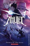 Amulet GN (2008- Scholastic Press) 5-1ST