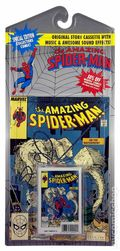 Amazing Spider-Man Book and Cassette (1990 Marvel) 3-1ST