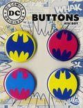 DC Comics Button Set (2010 Ata-Boy) SET-05