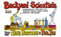 Backyard Scientist Featuring Frank the Unicorn GN (1983 Fragments West) 1-1ST